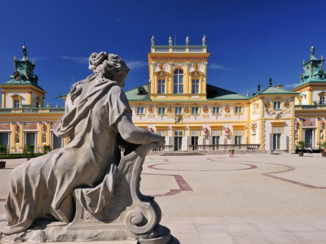 PALACE IN WILANÓW. THE RESIDENCE OF KING JAN