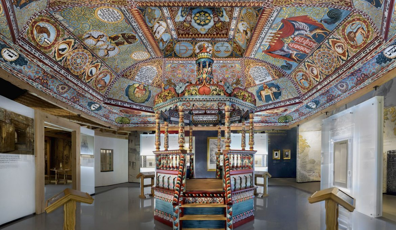 POLIN Museum of the History of Polish Jews, Miasteczko Gallery, photo: M. Starowieyska, D. Golik