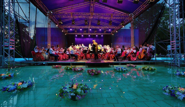 Concert of Mazowsze Ensemble