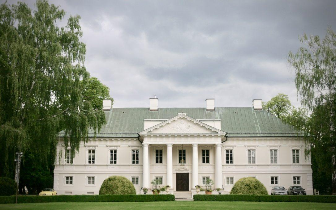 Mala Wieś Palace