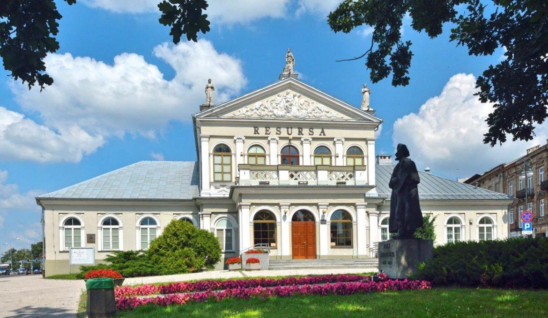 Social Club in Radom, photo Zbigniew Panów