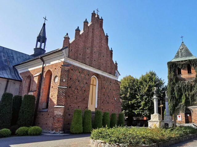 The Carmelite Church in Płońsk, photo by Maciej First