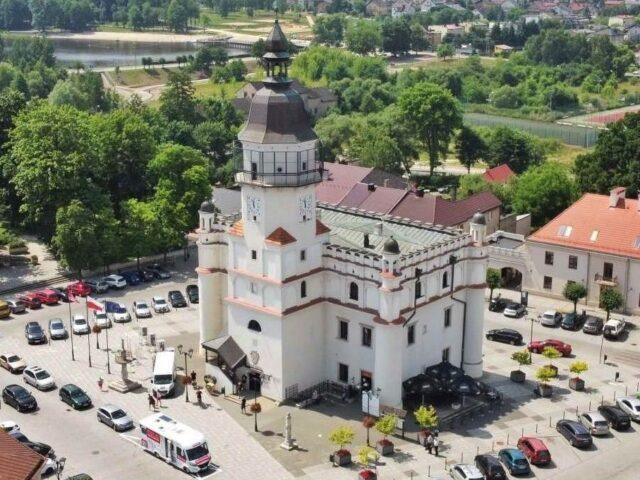 Castle in Szydłowiec