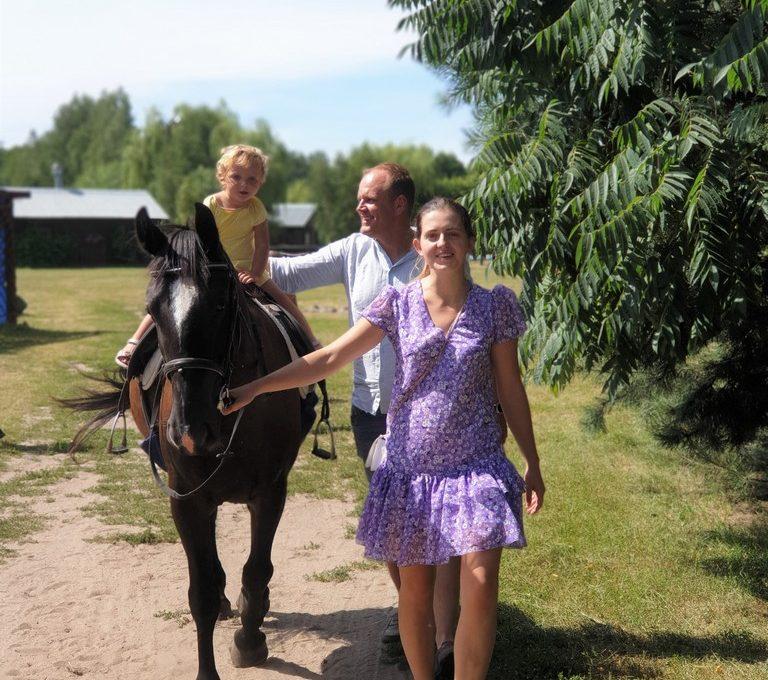Horse Farm in Nowa Wieś