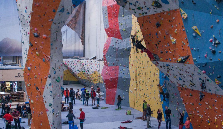 The Climbing Arena Makak, photo Maja Janczar