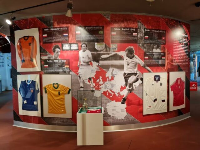photo. Museum of sports and tourismin Warsaw
