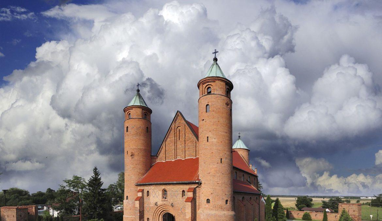church of st. Roch in Brochów